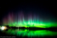 Aurora Solon Springs, WI October 3rd, 2016