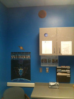 Dr. Jim Donovan Astronomy Decorated Exam Room