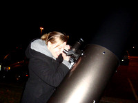 Public Viewing with AAS at MWA Planetarium October 28th, 2011